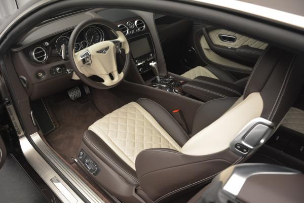 Used 2016 Bentley Continental GT W12 for sale Sold at Bentley Greenwich in Greenwich CT 06830 22