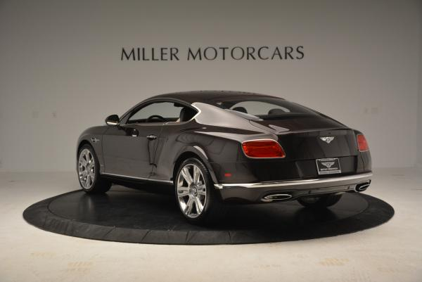 Used 2016 Bentley Continental GT W12 for sale Sold at Bentley Greenwich in Greenwich CT 06830 5