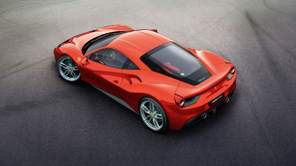 New 2019 Ferrari 488 GTB for sale Sold at Bentley Greenwich in Greenwich CT 06830 2