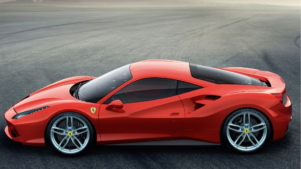 New 2019 Ferrari 488 GTB for sale Sold at Bentley Greenwich in Greenwich CT 06830 3