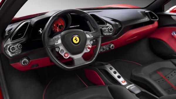 New 2019 Ferrari 488 GTB for sale Sold at Bentley Greenwich in Greenwich CT 06830 6