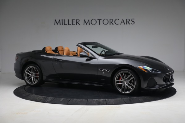 Used 2018 Maserati GranTurismo Sport for sale Call for price at Bentley Greenwich in Greenwich CT 06830 10