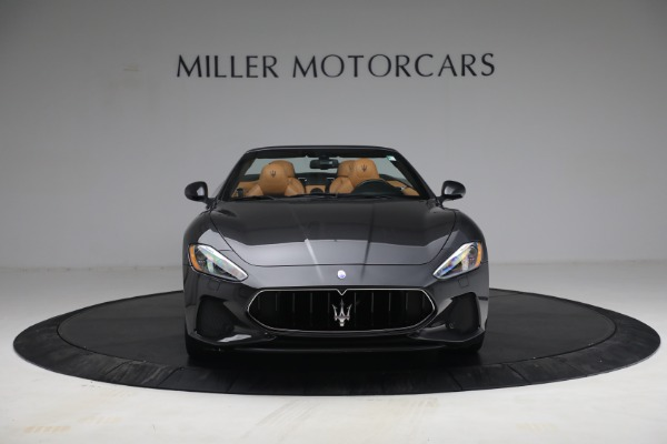 Used 2018 Maserati GranTurismo Sport for sale Call for price at Bentley Greenwich in Greenwich CT 06830 12