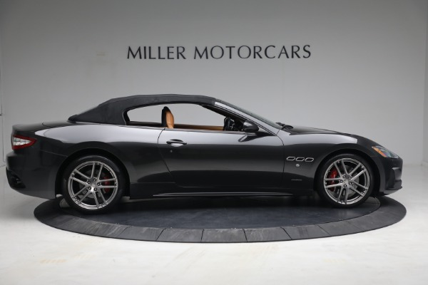 Used 2018 Maserati GranTurismo Sport for sale Call for price at Bentley Greenwich in Greenwich CT 06830 13