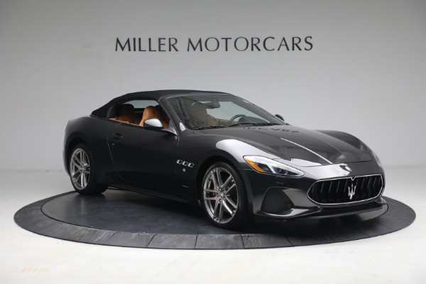 Used 2018 Maserati GranTurismo Sport for sale Call for price at Bentley Greenwich in Greenwich CT 06830 14