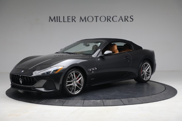 Used 2018 Maserati GranTurismo Sport for sale Call for price at Bentley Greenwich in Greenwich CT 06830 15