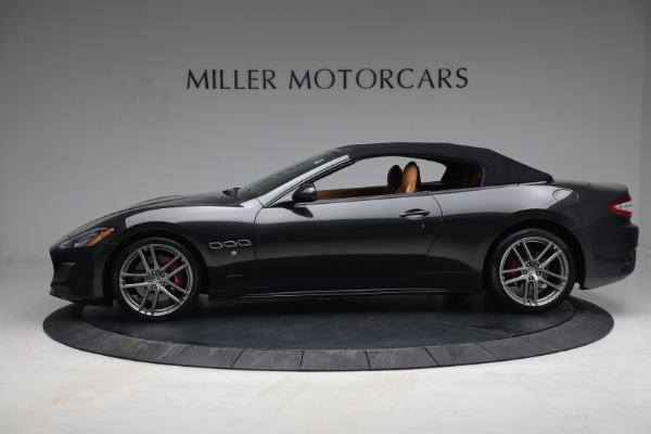 Used 2018 Maserati GranTurismo Sport for sale Call for price at Bentley Greenwich in Greenwich CT 06830 16