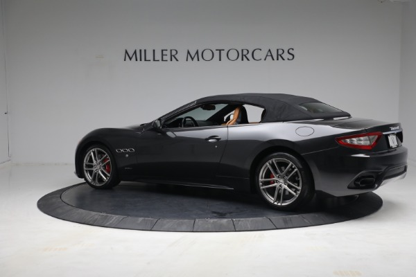 Used 2018 Maserati GranTurismo Sport for sale Call for price at Bentley Greenwich in Greenwich CT 06830 17