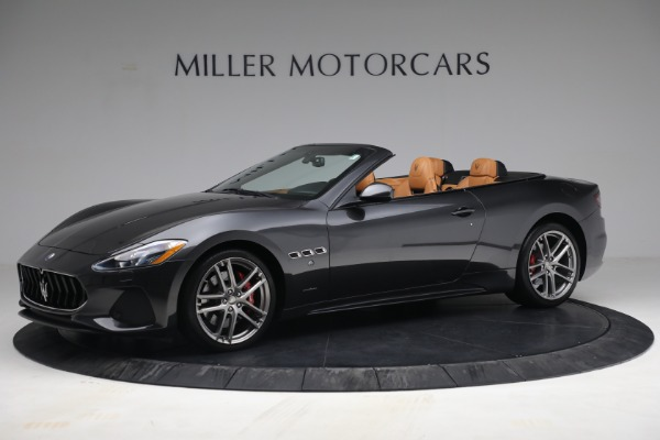 Used 2018 Maserati GranTurismo Sport for sale Call for price at Bentley Greenwich in Greenwich CT 06830 2