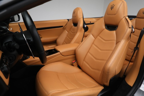 Used 2018 Maserati GranTurismo Sport for sale Call for price at Bentley Greenwich in Greenwich CT 06830 22