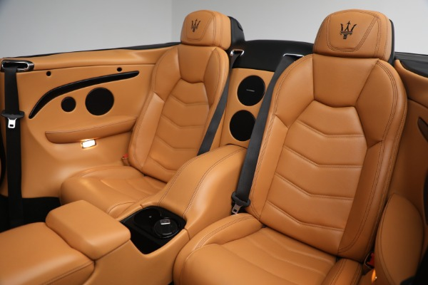 Used 2018 Maserati GranTurismo Sport for sale Call for price at Bentley Greenwich in Greenwich CT 06830 27