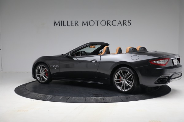 Used 2018 Maserati GranTurismo Sport for sale Call for price at Bentley Greenwich in Greenwich CT 06830 4
