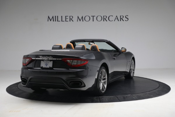 Used 2018 Maserati GranTurismo Sport for sale Call for price at Bentley Greenwich in Greenwich CT 06830 7