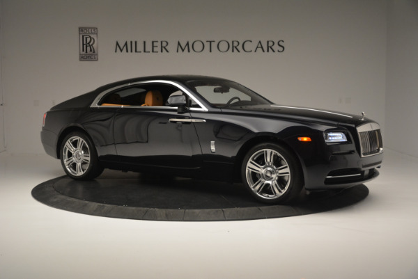 Used 2014 Rolls-Royce Wraith for sale Sold at Bentley Greenwich in Greenwich CT 06830 10