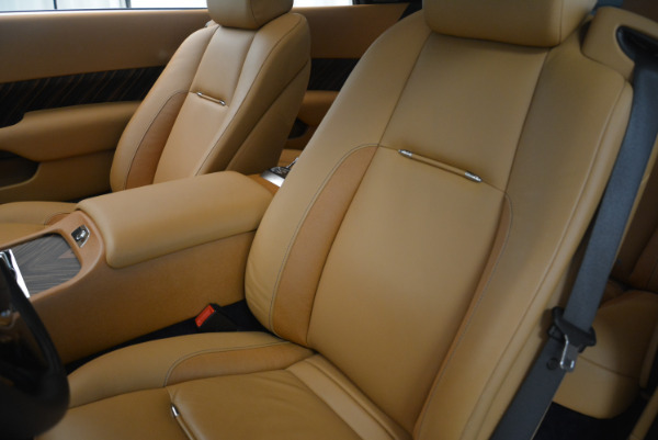 Used 2014 Rolls-Royce Wraith for sale Sold at Bentley Greenwich in Greenwich CT 06830 22