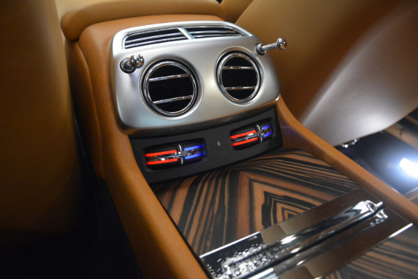 Used 2014 Rolls-Royce Wraith for sale Sold at Bentley Greenwich in Greenwich CT 06830 26