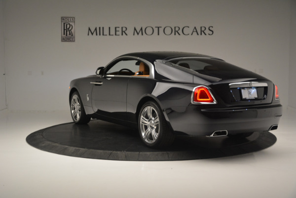 Used 2014 Rolls-Royce Wraith for sale Sold at Bentley Greenwich in Greenwich CT 06830 5