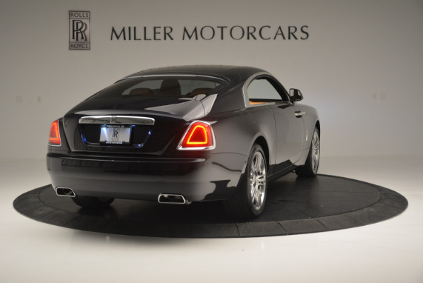 Used 2014 Rolls-Royce Wraith for sale Sold at Bentley Greenwich in Greenwich CT 06830 7
