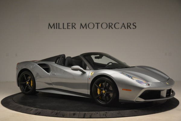 Used 2018 Ferrari 488 Spider for sale $274,900 at Bentley Greenwich in Greenwich CT 06830 10