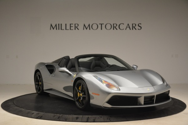Used 2018 Ferrari 488 Spider for sale $274,900 at Bentley Greenwich in Greenwich CT 06830 11