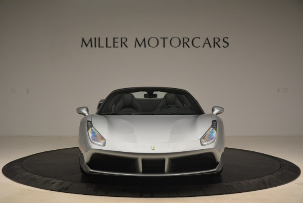 Used 2018 Ferrari 488 Spider for sale $274,900 at Bentley Greenwich in Greenwich CT 06830 12