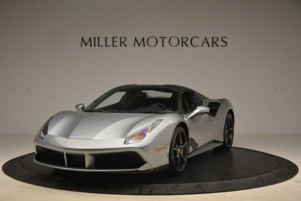 Used 2018 Ferrari 488 Spider for sale $274,900 at Bentley Greenwich in Greenwich CT 06830 13