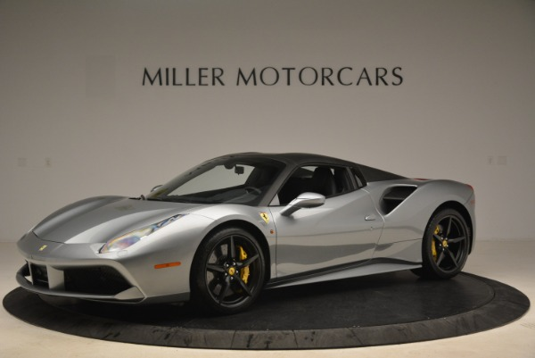 Used 2018 Ferrari 488 Spider for sale $274,900 at Bentley Greenwich in Greenwich CT 06830 14