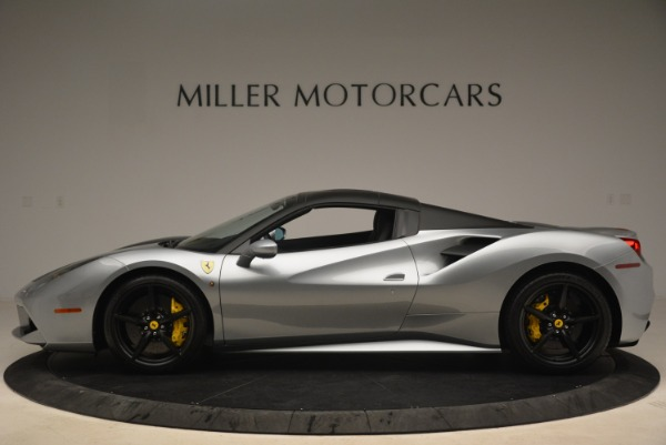 Used 2018 Ferrari 488 Spider for sale $274,900 at Bentley Greenwich in Greenwich CT 06830 15