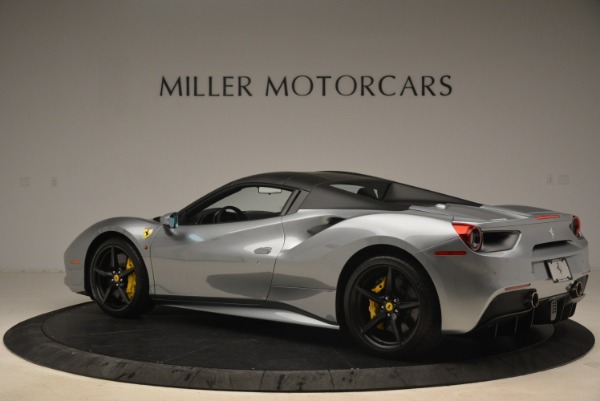 Used 2018 Ferrari 488 Spider for sale $274,900 at Bentley Greenwich in Greenwich CT 06830 16