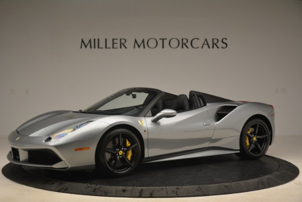 Used 2018 Ferrari 488 Spider for sale $274,900 at Bentley Greenwich in Greenwich CT 06830 2