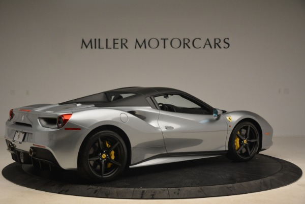 Used 2018 Ferrari 488 Spider for sale $274,900 at Bentley Greenwich in Greenwich CT 06830 20
