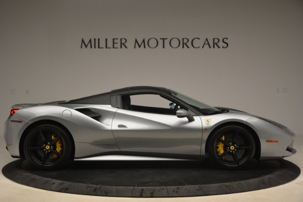 Used 2018 Ferrari 488 Spider for sale $274,900 at Bentley Greenwich in Greenwich CT 06830 21