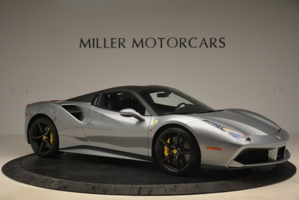 Used 2018 Ferrari 488 Spider for sale $274,900 at Bentley Greenwich in Greenwich CT 06830 22