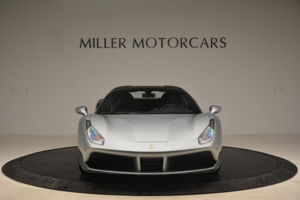 Used 2018 Ferrari 488 Spider for sale $274,900 at Bentley Greenwich in Greenwich CT 06830 24