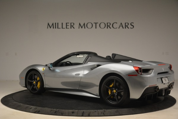 Used 2018 Ferrari 488 Spider for sale $274,900 at Bentley Greenwich in Greenwich CT 06830 4
