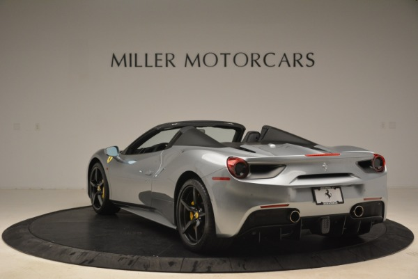 Used 2018 Ferrari 488 Spider for sale $274,900 at Bentley Greenwich in Greenwich CT 06830 5