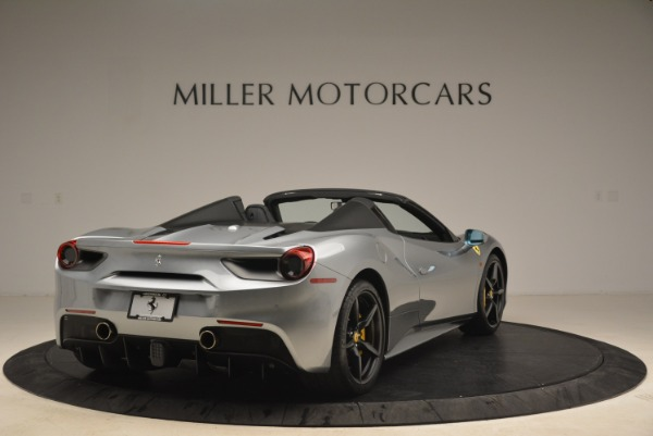 Used 2018 Ferrari 488 Spider for sale $274,900 at Bentley Greenwich in Greenwich CT 06830 7