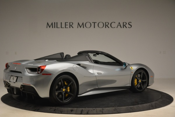 Used 2018 Ferrari 488 Spider for sale $274,900 at Bentley Greenwich in Greenwich CT 06830 8