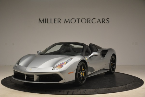 Used 2018 Ferrari 488 Spider for sale $274,900 at Bentley Greenwich in Greenwich CT 06830 1