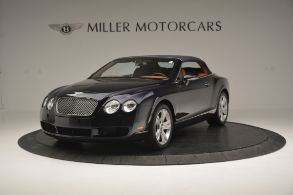 Used 2008 Bentley Continental GTC GT for sale Sold at Bentley Greenwich in Greenwich CT 06830 11