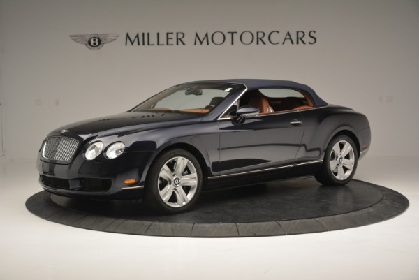 Used 2008 Bentley Continental GTC GT for sale Sold at Bentley Greenwich in Greenwich CT 06830 12