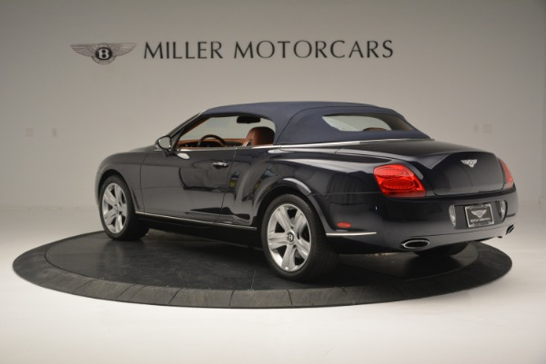 Used 2008 Bentley Continental GTC GT for sale Sold at Bentley Greenwich in Greenwich CT 06830 14