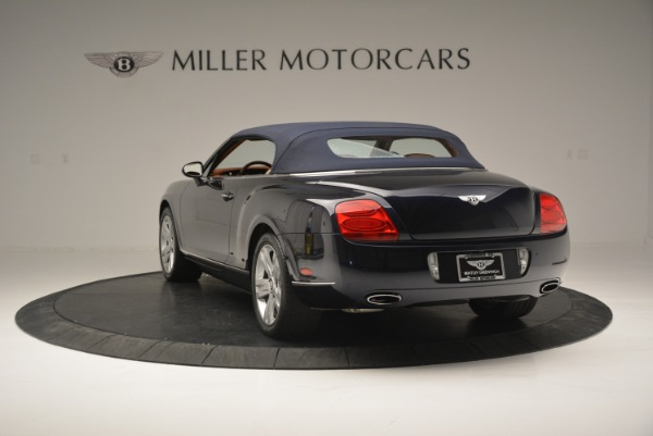Used 2008 Bentley Continental GTC GT for sale Sold at Bentley Greenwich in Greenwich CT 06830 15