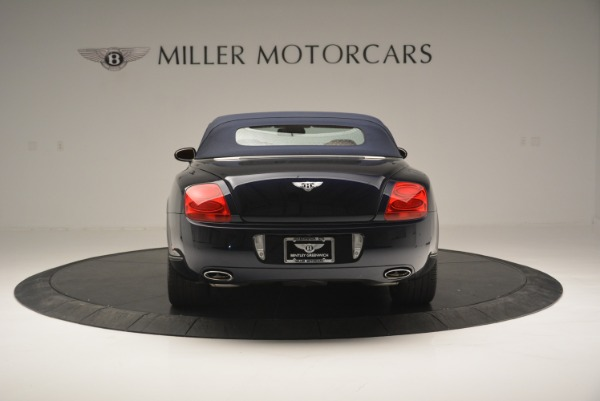 Used 2008 Bentley Continental GTC GT for sale Sold at Bentley Greenwich in Greenwich CT 06830 16