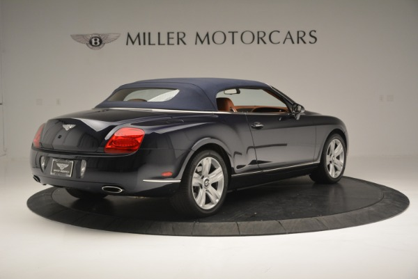 Used 2008 Bentley Continental GTC GT for sale Sold at Bentley Greenwich in Greenwich CT 06830 18
