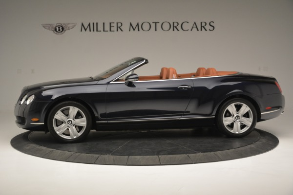 Used 2008 Bentley Continental GTC GT for sale Sold at Bentley Greenwich in Greenwich CT 06830 2