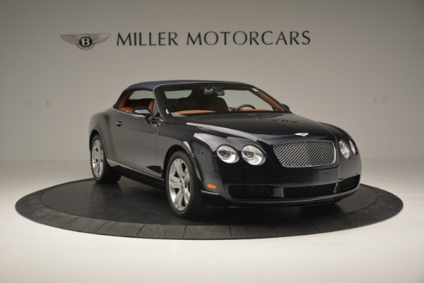Used 2008 Bentley Continental GTC GT for sale Sold at Bentley Greenwich in Greenwich CT 06830 21