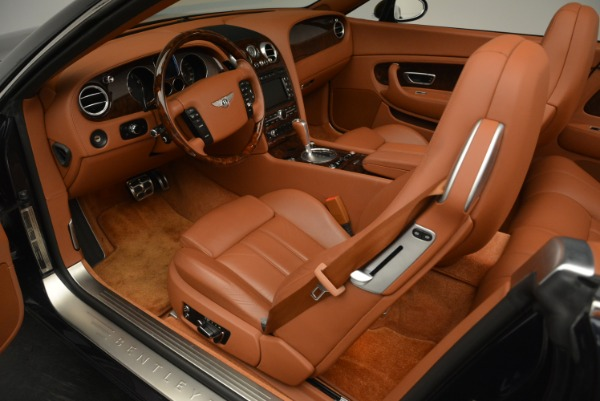 Used 2008 Bentley Continental GTC GT for sale Sold at Bentley Greenwich in Greenwich CT 06830 25