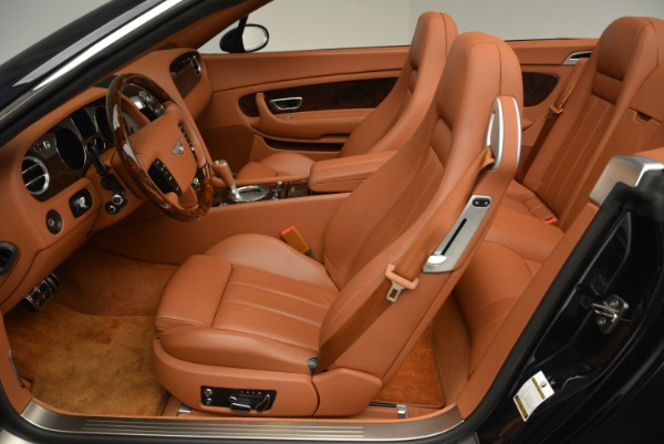 Used 2008 Bentley Continental GTC GT for sale Sold at Bentley Greenwich in Greenwich CT 06830 26