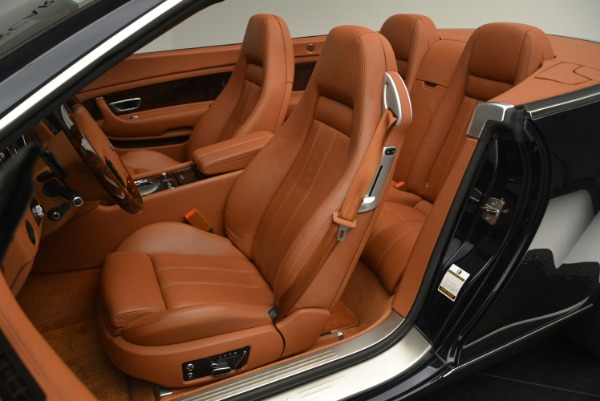 Used 2008 Bentley Continental GTC GT for sale Sold at Bentley Greenwich in Greenwich CT 06830 27
